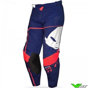 UFO Slim Sharp 2020 Motocross Pants - Dark Blue