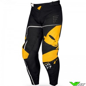 UFO Slim Sharp 2020 Motocross Pants - Black / Orange
