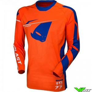 UFO Slim Sharp 2020 Motocross Jersey - Orange