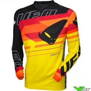 UFO Joint 2020 Motocross Jersey - Yellow / Red