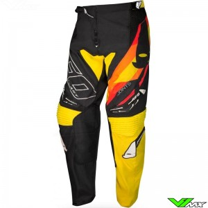UFO Joint 2020 Motocross Pants - Yellow / Red