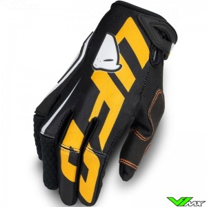 UFO Blaze 2020 Motocross Gloves - Black / Orange