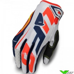 UFO Blaze 2020 Motocross Gloves - White
