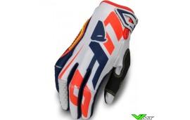 UFO Blaze 2020 Motocross Gloves - White