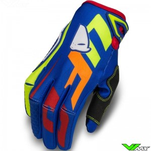 UFO Blaze 2020 Motocross Gloves - Blue