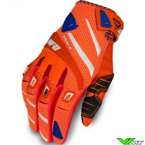 UFO Trace 2020 Motocross Gloves - Orange
