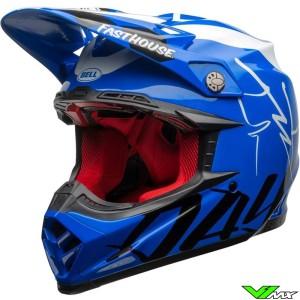 Bell Moto-9 Flex Motocross Helmet - Fasthouse / DITD 2020