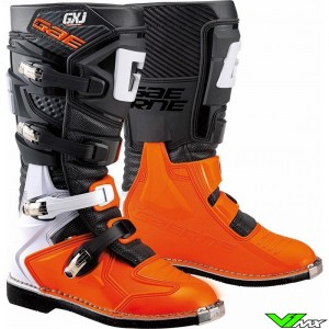 Gaerne GX-J Motocross Boots - Orange