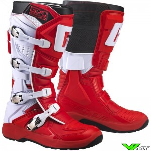 Gaerne GX-1 EVO Motocross Boots - Red