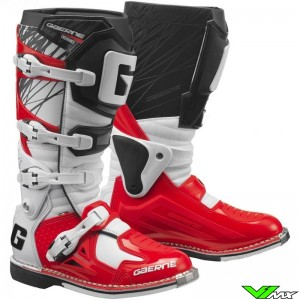 Gaerne Fastback Motocross Boots - Red