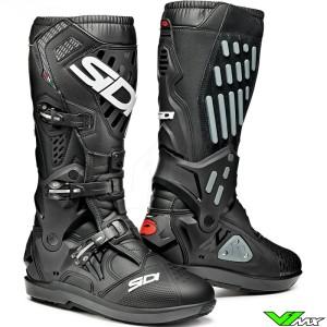 Sidi Atojo SRS Motocross Boots - Black