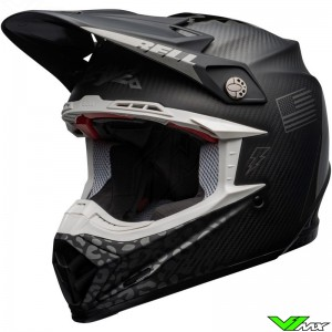 Bell Moto-9 Flex Motocross Helmet - Slayco / Black / Grey