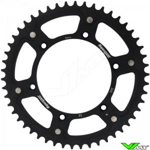 Supersprox Rear Sprocket Black - Yamaha