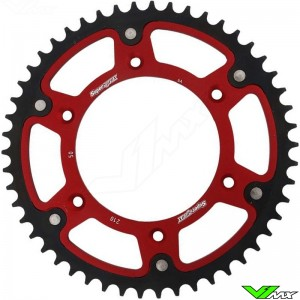 Supersprox Rear Sprocket Red - Honda