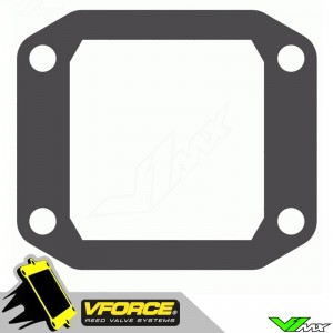 V-Force Reed Valve Gasket Vforce 4 - Honda CR80 CR85