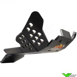 AXP Enduro Xtrem PHD Skidplate Zwart - TM EN250 EN300