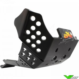 AXP Enduro Xtrem PHD Skidplate Black - TM EN250Fi EN300Fi