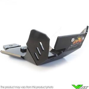 AXP Enduro Xtrem PHD Skidplate Zwart - KTM 250SX 250XC Husqvarna TC250 TX300