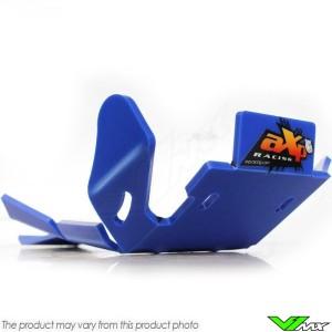 AXP Enduro Xtrem PHD Skidplate Blue - Husqvarna TE250 TE300