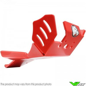 AXP Enduro Xtrem PHD Skidplate Rood - Beta Xtrainer300-2T
