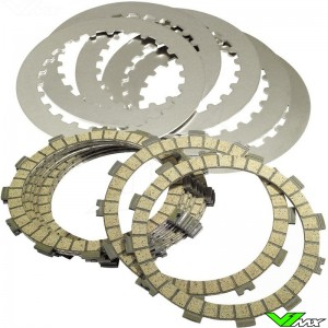 TMV Clutch Plate Kit - Honda CRF450R
