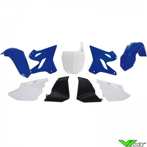 Rtech Plastic Kit Restyle OEM - Yamaha YZ125 YZ250 YZ125X YZ250X