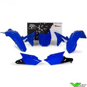 Rtech Plastic Kit YZ Blue - Yamaha YZF250 YZF450