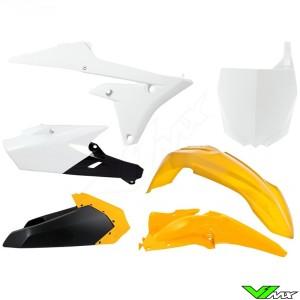 Rtech Plastic Kit Y Yellow - Yamaha YZF250 YZF450