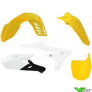 Rtech Plastic Kit Y Yellow - Yamaha YZF250X YZF450X WR250F WR450F