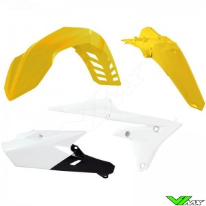 Rtech Plastic Kit Y Yellow - Yamaha WR250F WR450F