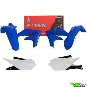 Rtech Plastic Kit YZ Blue / White - Yamaha WR250F WR450F