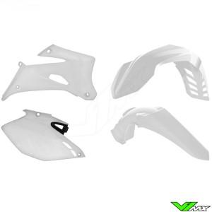 Rtech Plastic Kit White - Yamaha WR450F