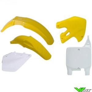 Rtech Plastic Kit OEM - Suzuki RM125 RM250