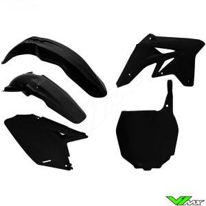 Rtech Plastic Kit Black - Suzuki RMZ250