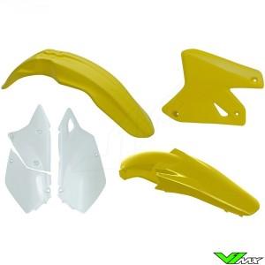 Rtech Plastic Kit OEM - Suzuki DRZ400E