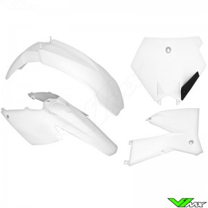 Rtech Plastic Kit White - KTM