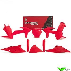 Rtech Kappenset Ducati Neon Rood - KTM