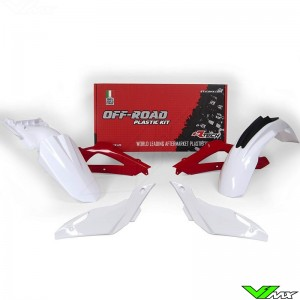 Rtech Plastic Kit OEM - Husqvarna TE250 TE310 TE450 TE510