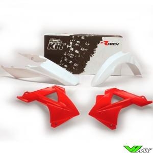 Rtech Plastic Kit OEM - GasGas EC125 EC200 EC250 EC300 EC250F
