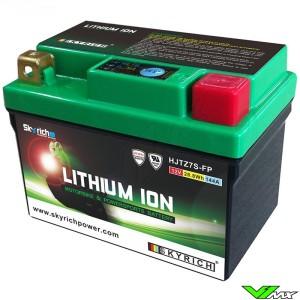 Skyrich LTZ7S Lithium Ion Battery 12V 2,4Ah - Kawasaki Suzuki Honda Yamaha Husqvarna GasGas Husaberg