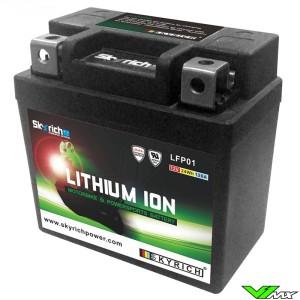 Skyrich LTKTM04L Lithium Ion Accu 12V 1Ah - KTM Honda Husqvarna