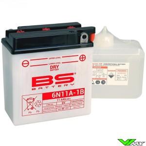 BS Battery 6N11A-1B Accu 6V 11,6Ah - Husqvarna WR125