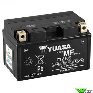 YUASA TTZ10S Battery 12V 9,1Ah - KTM Enduro690