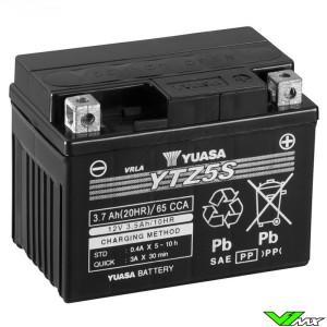 YUASA YTZ5S Battery 12V 3,7Ah - KTM Husqvarna
