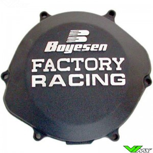 Boyesen Clutch Cover Black - Honda CR250