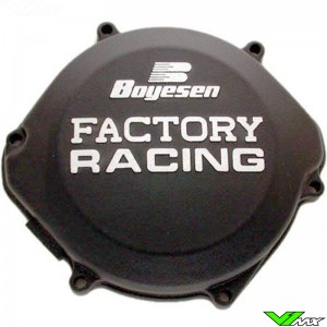 Boyesen Clutch Cover Black - Honda CR250 CR500