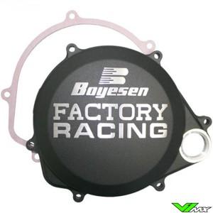 Boyesen Clutch Cover Black - Honda CRF450R CRF450X CRF450RX