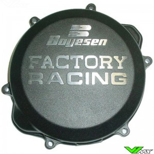 Boyesen Clutch Cover Black - Honda CRF450X