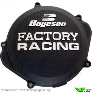 Boyesen Clutch Cover Black - Yamaha YZF250 WR250F