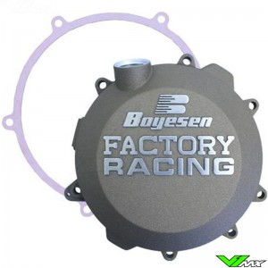Boyesen Clutch Cover Magnesium - KTM 250SX 250EXC 300EXC Husqvarna TC250 TE250 TE300